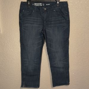 Mossimo Skinny Cropped Jeans